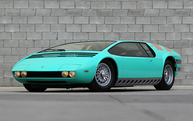 Bizzarrini Manta – 1968