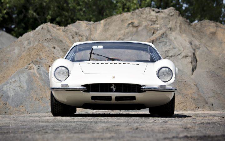 Ferrari 365 P Berlinetta Speciale – 1966