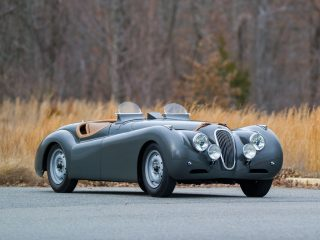 Jaguar XK120 Alloy Roadster – 1949