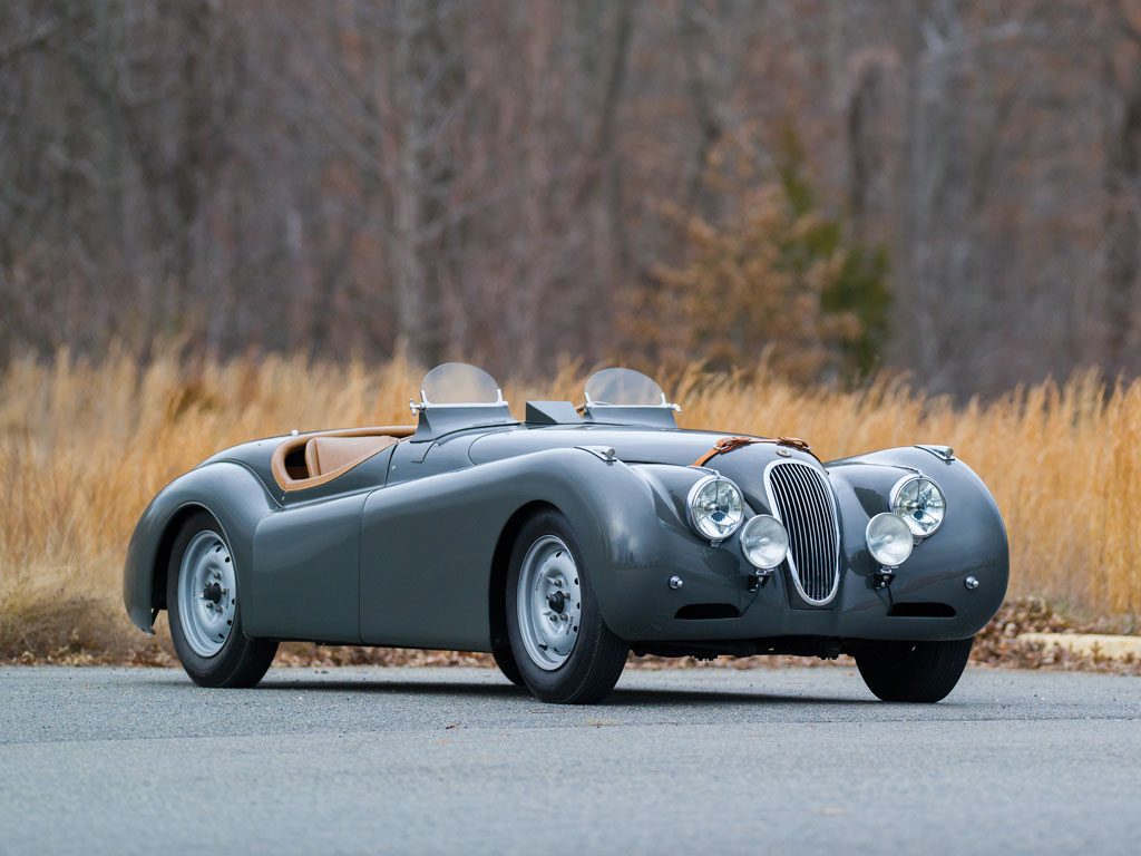 Jaguar XK120 Alloy Roadster - 1949