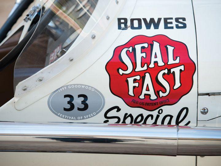 "Kurtis Kraft 4000 ""Bowes Seal Fast"" Special"