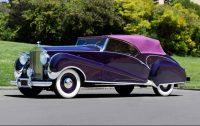 Rolls Royce Silver Wraith Convertible - 1947