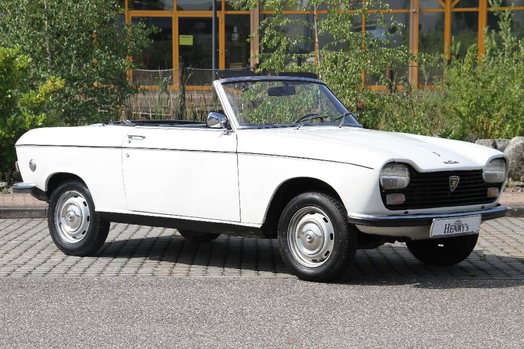 Peugeot 204 Cabriolet