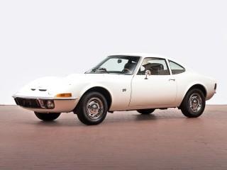 Opel GT – 1973