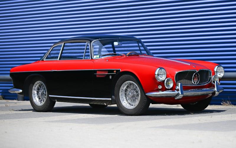 Maserati A6G 2000 Coupe – 1956