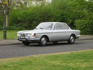 BMW 2000CA Automatic Coupe – 1969