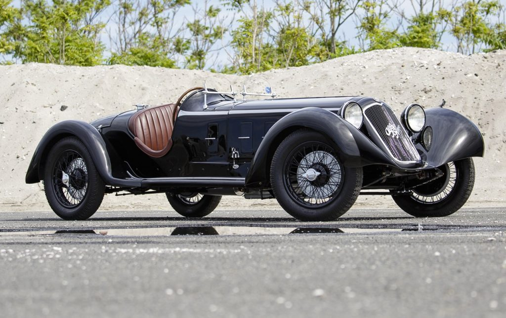 Alfa Romeo 6C 1750 SS Spider – 1929