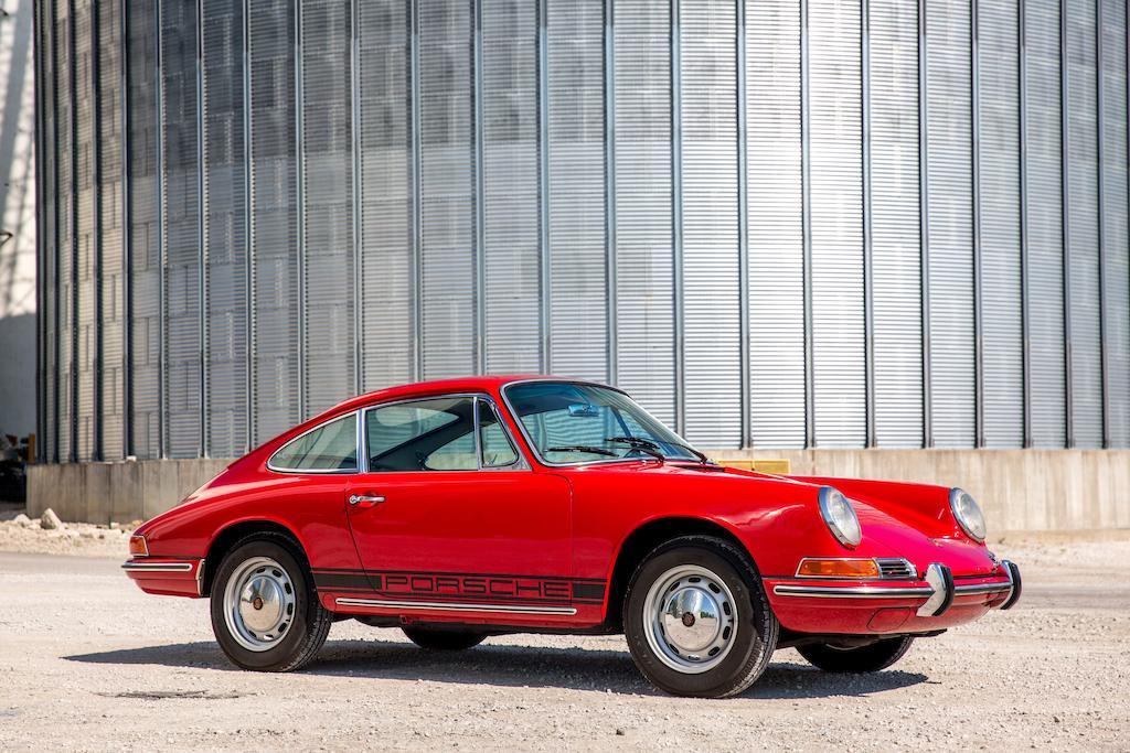 Porsche 912 Coupe – 1967