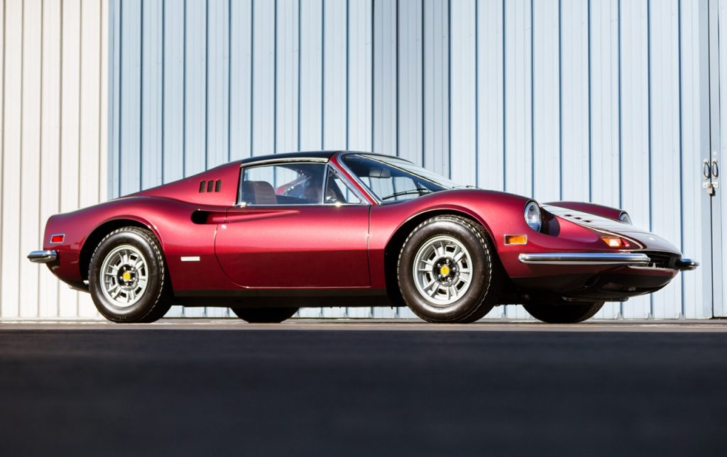 Ferrari Dino 246 GTS – 1973