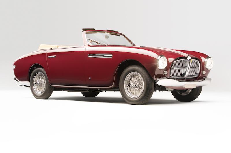 Ferrari 212 Inter cabriolet - 1951