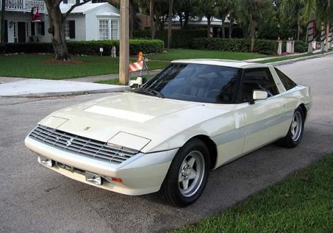 Ferrari Meera S – 1983