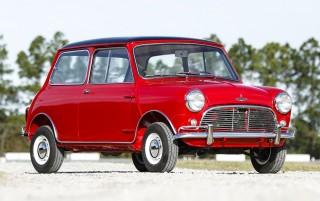 Austin Mini Cooper S – 1964