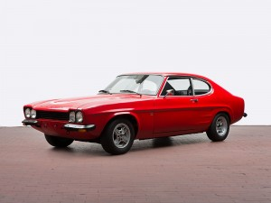 Ford Capri RS 2600 – 1973
