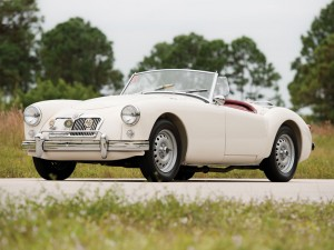 MG MGA Twin-Cam Roadster – 1959