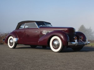 Cord 812 Supercharged Phaeton – 1937