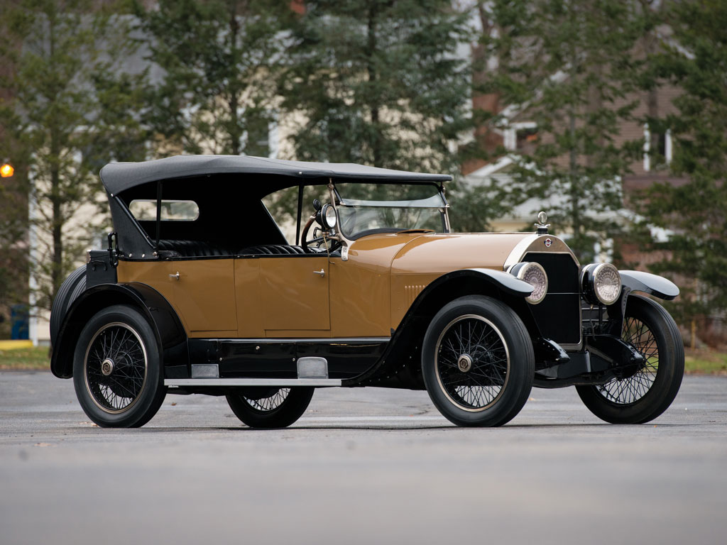 Stutz Model K Bulldog