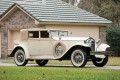 Rolls Royce Phantom I USA Convertible Sedan by Brewster - 1927