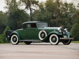 Lincoln Model KB Coupe by Judkins – 1932