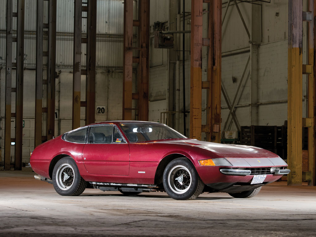 Ferrari 365 GTB/4 Daytona Berlinetta – 1971