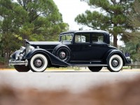 Packard Twelve Five Passenger Coupe