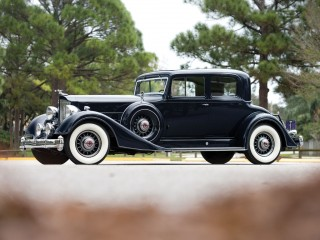 Packard Twelve Five Passenger Coupe – 1934