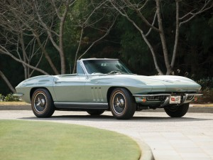 Chevrolet Corvette Sting Ray 327/300 Convertible 1966