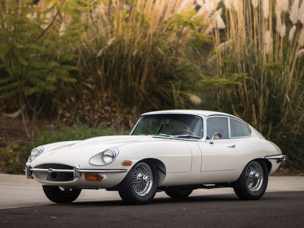 Jaguar E Type Series 2 4.2-Litre Fixed Head Coupe - 1970