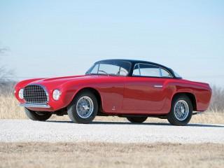 Ferrari 212 Europa Coupe by Vignale – 1953
