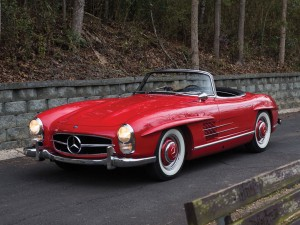 Mercedes-Benz 300 SL Roadster – 1961