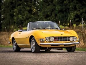 Fiat Dino Spider 2000 – 1967