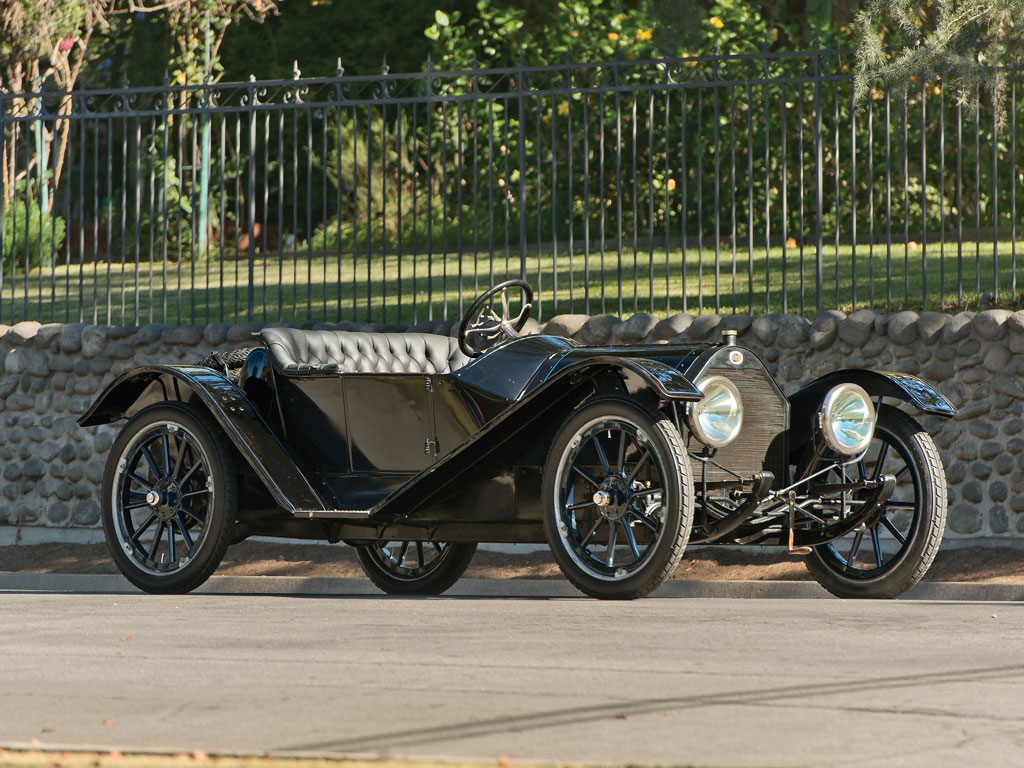 Regal Model N 'Underslung' Roadster – 1913