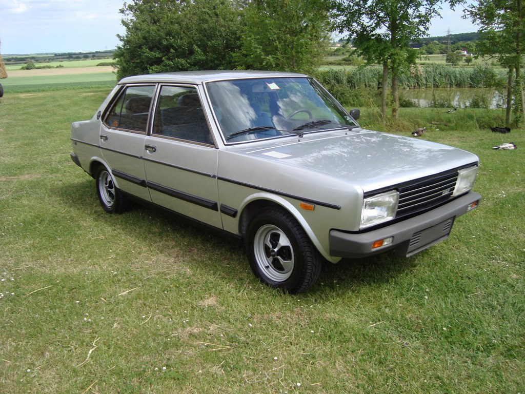 FIAT 131 SuperMirafiori 1600TC – 1979