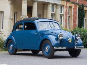 Mercedes-Benz 170H Cabriolet Saloon – 1936