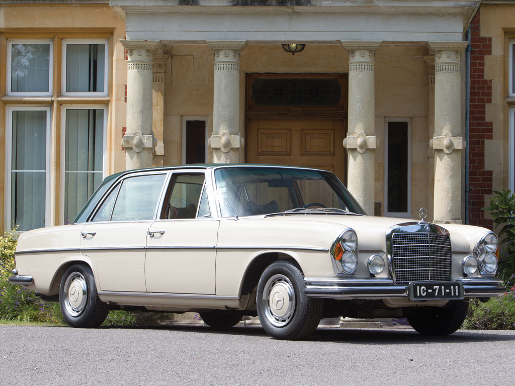 Mercedes Benz 300 SEL 6.3 Saloon – 1970