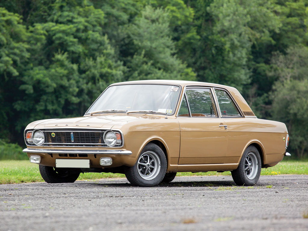 Ford Cortina Lotus MK II – 1969