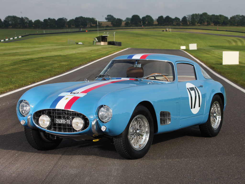 Ferrari 250 GT Competizione Tour de France - 1956