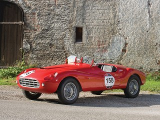 Fiat 1100S MM Special – 1948
