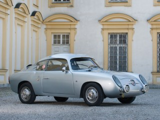 Abarth 750 GT 'Dubble Bubble' – 1958