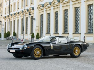 Bizzarrini 5300 GT Strada – 1966