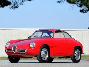 Alfa Romeo Giulietta Sprint Zagato 'Coda Tonda' – 1960