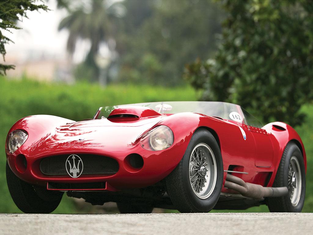 Maserati 450S Prototype – 1956