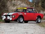 Lancia Fulvia 1.6 HF Rallye 'Jolly Club' – 1969