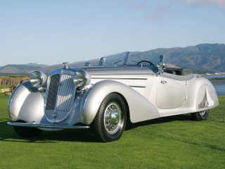 Horch 853A Special Roadster – 1939