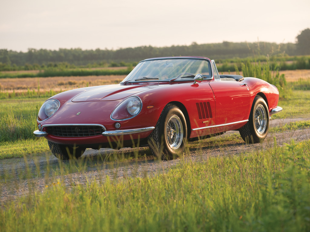 Ferrari 275 GTB4 S N.A.R.T. – 1967