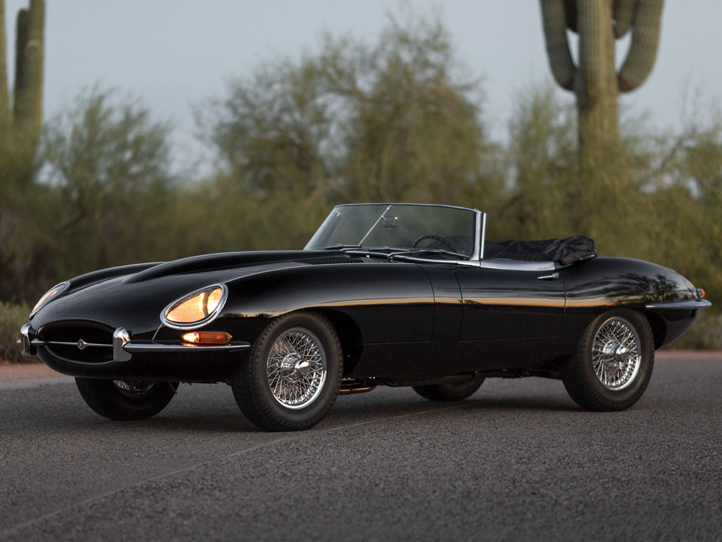 Jaguar E Type Series 1 4.2-Litre Roadster – 1966