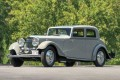 Bentley 3½ Litre Sports Saloon by Park Ward - 1934