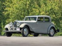 Bentley 3½ Litre Sports Saloon