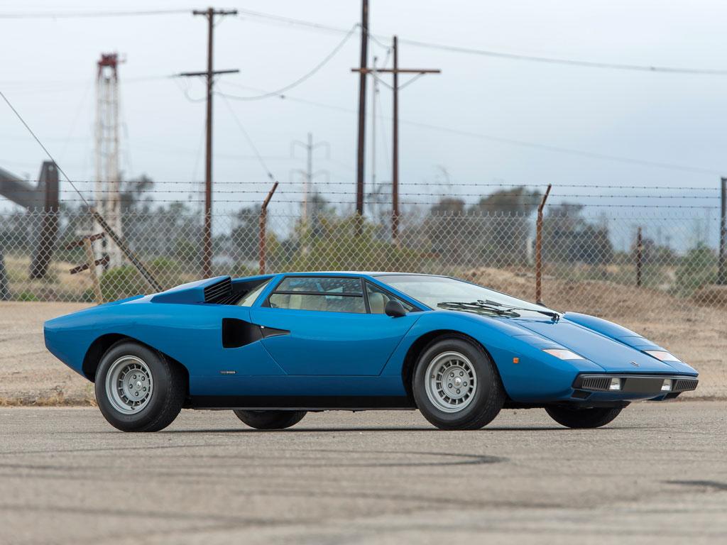 Lamborghini Countach LP400 – 1976
