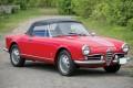 Alfa Romeo Giulietta Spider - 1962