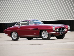 Jaguar XK120 Supersonic by Ghia – 1952